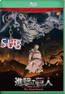 Ataque a los titanes (Shingeki no Kyojin) (2020) Temporada 4 [1080p Web-DL] [Japones] [LaPipiotaHD]
