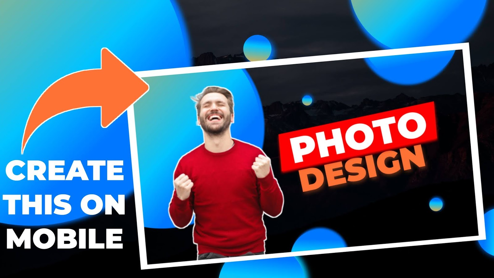How To Easily Create Video Thumbnail Design With Mobile Phone