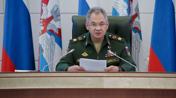 Tense environment: Shoigu worries about the situation on the western borders