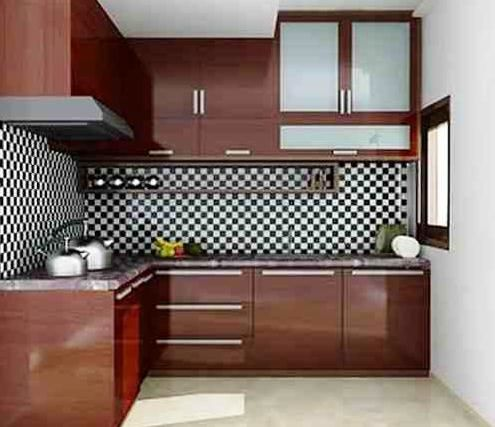 Model Dapur Minimalis Rumah Type 36