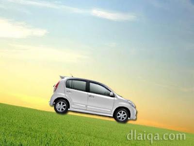 Fun Driving: Parkir Di Lahan Miring (Tanjakan Atau Turunan)