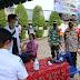Polres Nias Selatan Gelar Vaksinasi Massal Sebagai Puncak Hari Bhayangkara ke-75 Tahun 2021