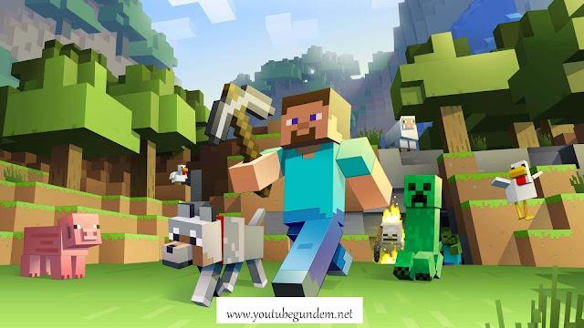 Minecraft Youtube