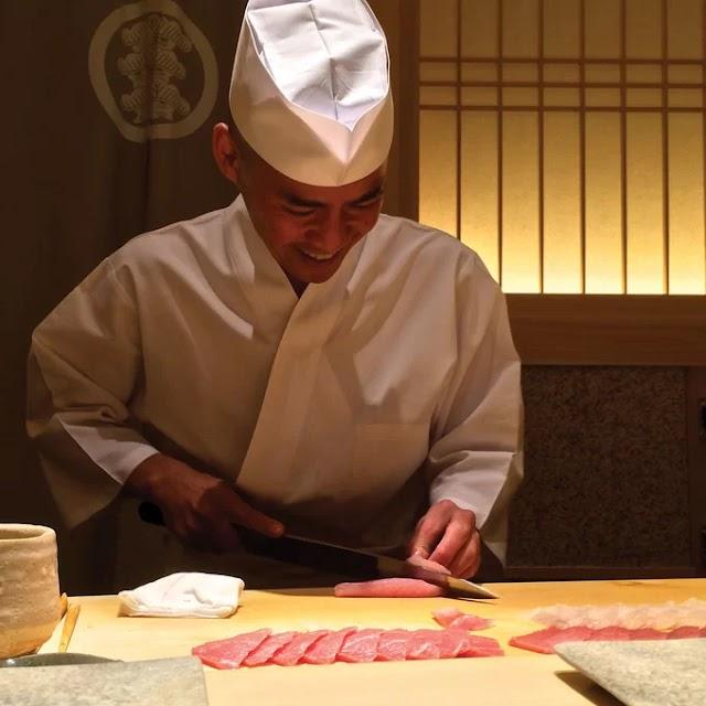 5 sushi restaurants should not miss in Tokyo