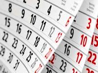 Nih Dia Jadwal Hari Libur Nasional dan Cuti Bersama 2020