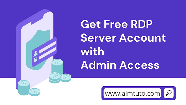 how to get free rdp account username and password