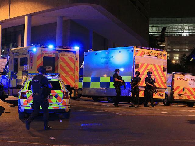 Bomber Salman Abedi targeted an Ariana Grande concert