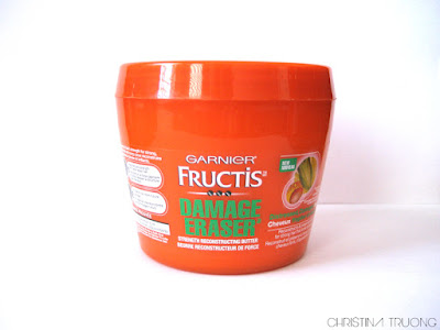 Garnier Fructis Damage Eraser Hair Haircare Strength Reconstructing Butter