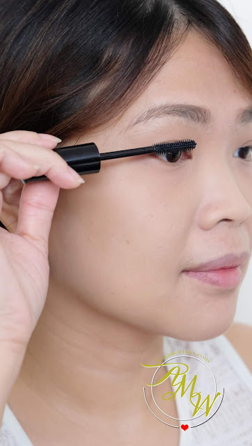a photo of BLK Cosmetics Volume + lash Extension Mascara Review by Nikki tiu of askmewhats.com