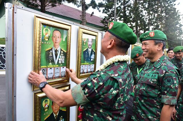 168 Calon Wisudawan Purnawira Pati TNI AD Gelar Temu Kangen di Akmil Magelang