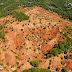 Κοκκινοπηλός Πρέβεζας : Το απόκοσμο κόκκινο τοπίο από  τον Άρη![βίντεο]