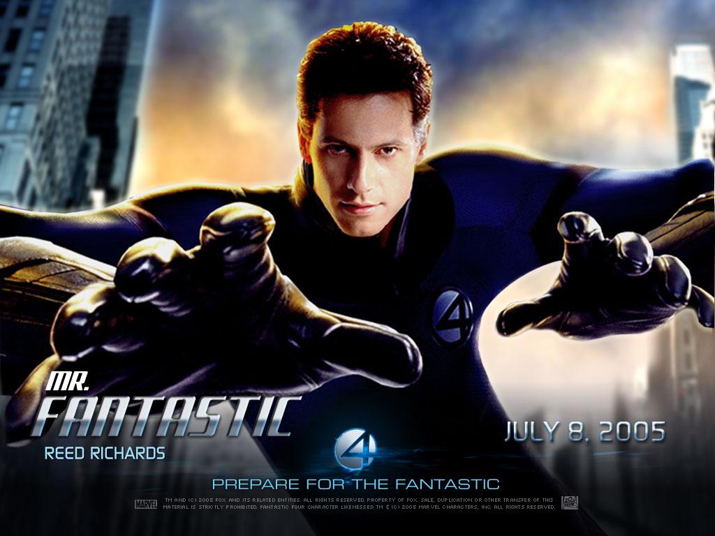 Mr Fantastic 4