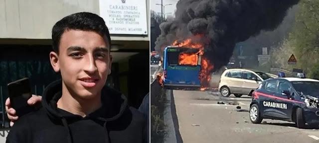 إنفجار جدل كبير بإيطاليا حول قانون الجنسية بعد إنقاذ طفل مصري بطل زملاءه من مجزرة