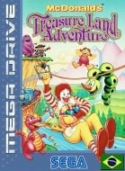 McDonald's Treasure Land Adventure (PT-BR)