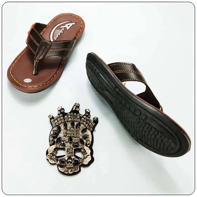 grosirsandalmurah.org - Imitasi Kulit - Sandal Rakana Sol Anak