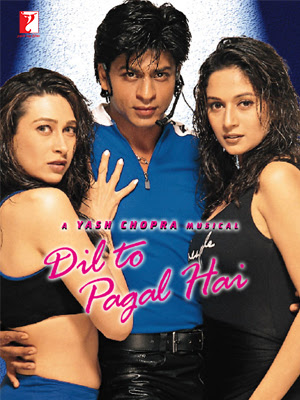 Dil To Pagal Hai 1997 Hindi 720p BluRay 1.1GB