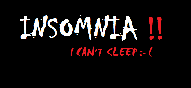 7 Penyebab Susah Tidur (Insomnia)