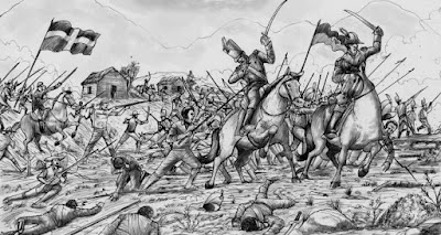 Resultado de imagen para Batalla de la Estrelleta
