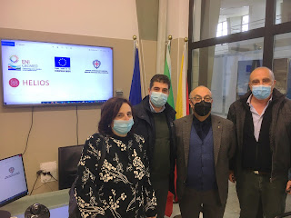 Mazara. Il Dirigente Generale del Dipartimento della Pesca Mediterranea della Regione Siciliana in visita al Distretto della Pesca e Crescita Blu