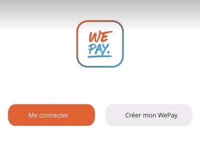 تطبيق wepay لبنك cihbank من أجل أداء الفواتير وارسال النقود وسحبها من الصراف الآلي بكل سهولة