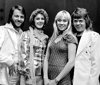 Abba, the Swedish pop phenomenon whose emergence at  Eurovision in 1974 denied Cinquetti a second win