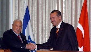 تاريخ العلاقات بين تركيا و إسرائيل