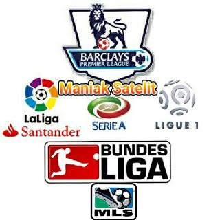Siaran Yang Menayangkan Liga Inggris,Liga Champions,Liga Italy,Liga Spanyol 2018/2019