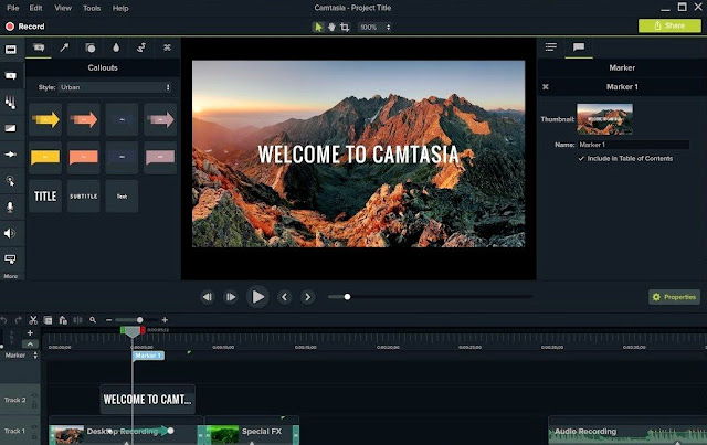 Download TechSmith Camtasia Studio 9 Full Version Terbaru 2021 Free Download