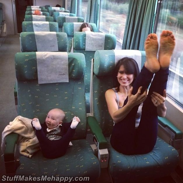 Charming Pictures of Moms and Their Small Copies