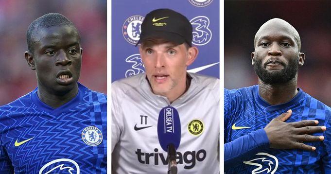 Thomas Tuchel provides updates on Chelsea injury ahead of Aston Villa clash