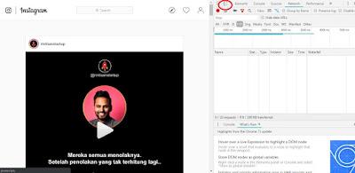 Cara Membuat Instastory Melalui Browser Di Komputer