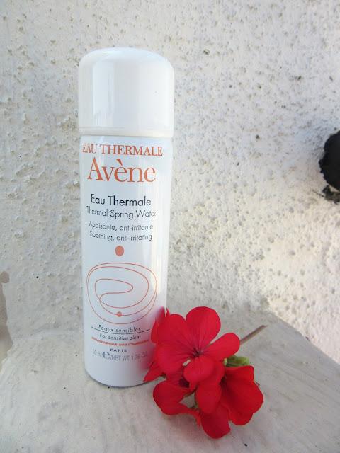 February 2016 Beauty Favorites Avene Thermal Spring Water