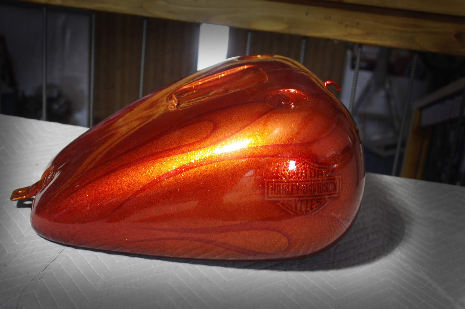 Online Motorcycle Paint Shop