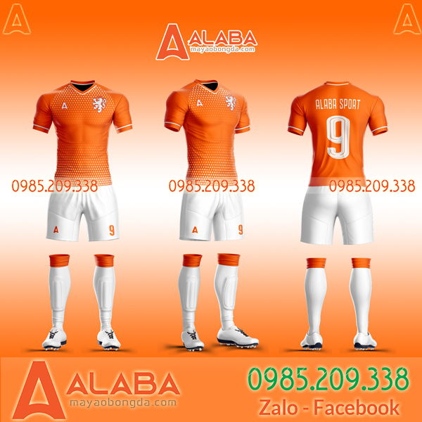 Áo bóng đá Hà Lan đẹp và độc