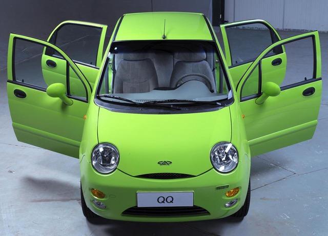 Harga Chery QQ - Daftar Harga Mobil Baru dan Mobil Bekas