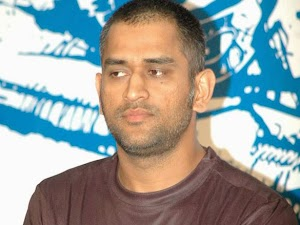 Dhoni out of the Asia cup team india squad 2014