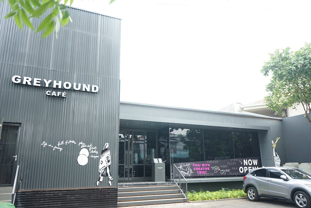 greyhound cafe gunawarman