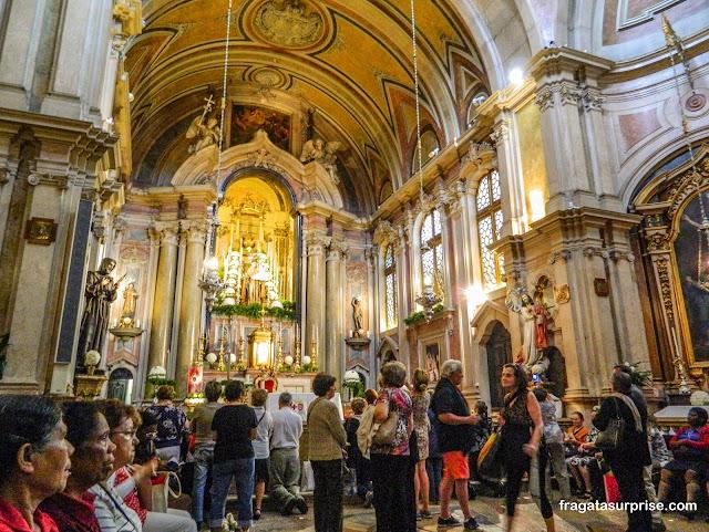 Igreja de Santo Antônio, Lisboa