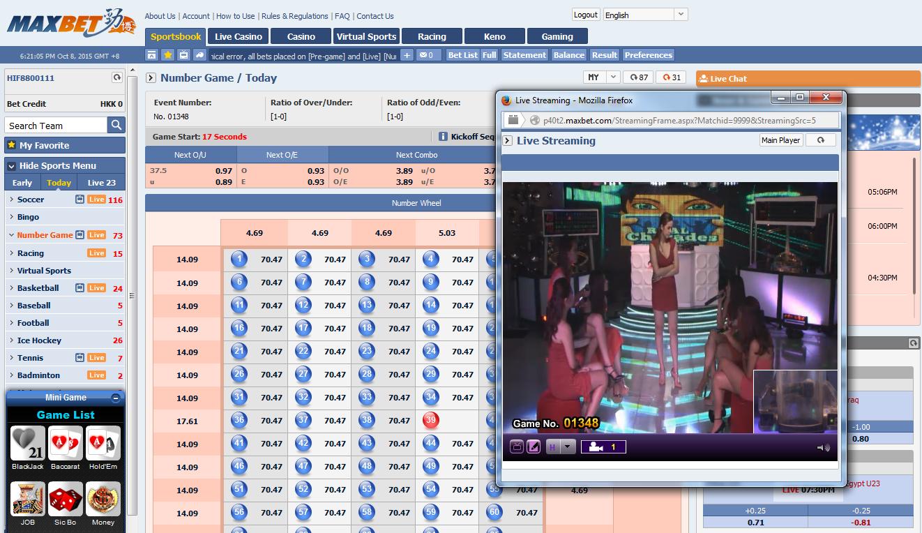 MAXBET\/IBCBET (www.maxbet.com) - Online Casino Malaysia ...