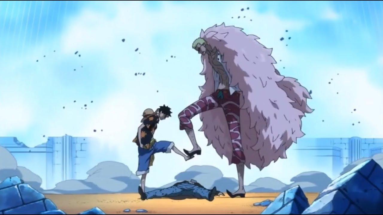 12 Anggota Terkuat Generasi Terburuk Di Anime One Piece