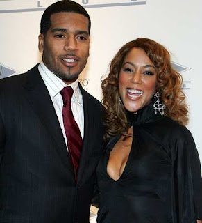 Picture of Shawnee Simms with husband Jim Jackson