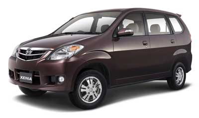 Daihatsu xenia, mobil xenia, xenia lama, xenia