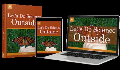 Let's Do Science Outside logo from SchoolhouseTeachers.com