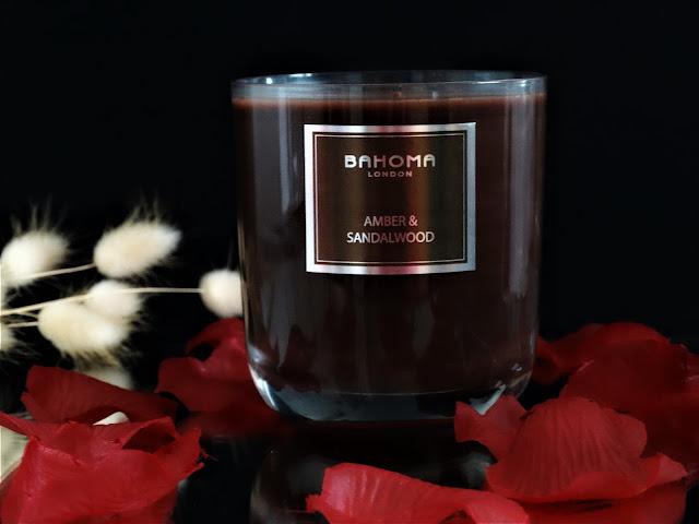 avis bougie parfumée, avis bougie, bougie parfumée bahoma, bougie parfumée de luxe