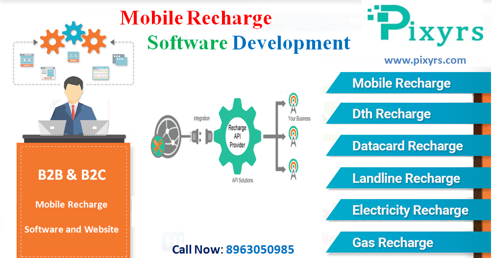 Where should one Invest – Mobile Recharge Software or Recharge