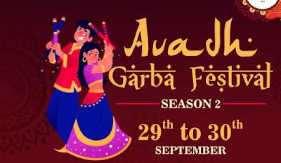 Avadh Garba Festival