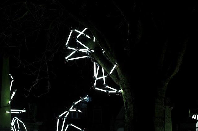 Visit Scotland Spectra Light Festival Aberdeen