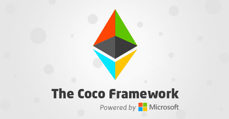 Microsoft Launches Ethereum-Based 'Coco Framework' to Speed Up Blockchain Network