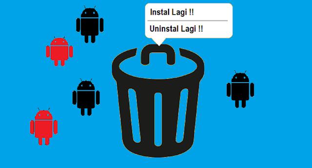 Cara Menyimpan Aplikasi Android Agar Dapat Di Instal Kembali