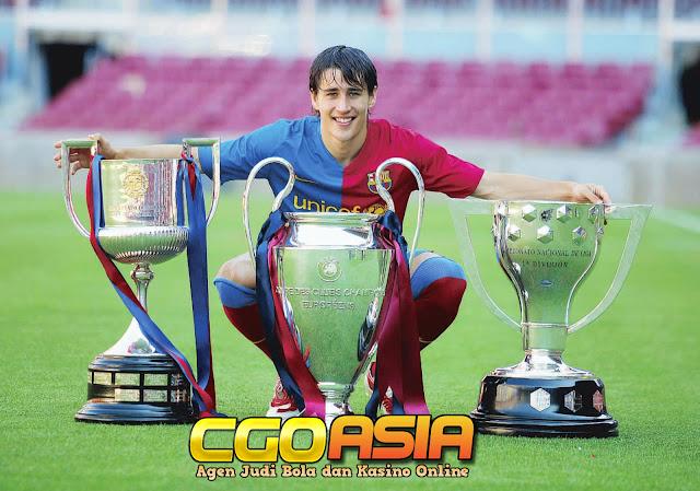 Barcelona kehilangan nilai-nilai dari klubnya : Bojan Krcic - Rumahsport.com